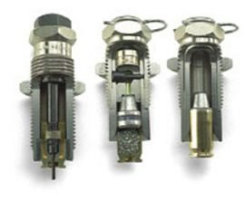 Dillon CARBIDE PISTOL DIES - THREE-DIE SETS