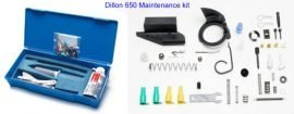 XL650 Maint. Kit and Spare Parts Kit Code 97017