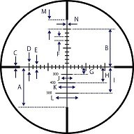 Sightron S-TAC Series Riflescope 2-10x32 HHR2 Code 26011