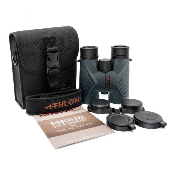 Athlon Midas 8×42 Binocular Code 113004