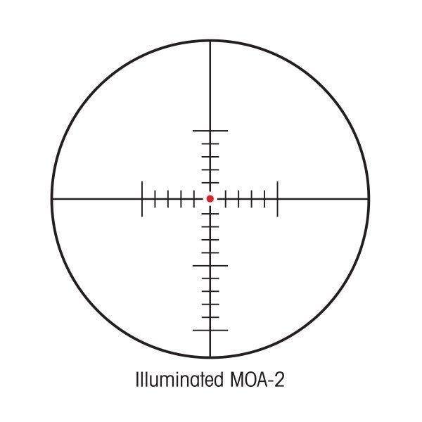 Sightron 10-50x60 SIII LR 30mm Riflescope MOA ZS IR Code 25177