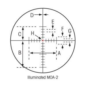 Sightron SIII 6-24X50 LR ZS IR MOA Riflescope Code 25169
