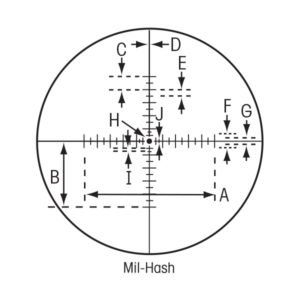 Sightron SIII SS 6-24X50 LR ZS FFP/MH Riflescope Code 25171