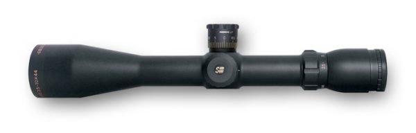 Sightron SIII Series Riflescope 3.5-10x44 Mil-Dot CM Reticle Code 25125