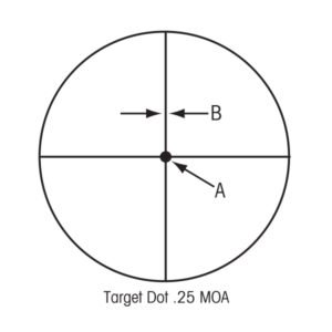 Sightron SIII SS 6-24X50 LRD Riflescope Code 25132