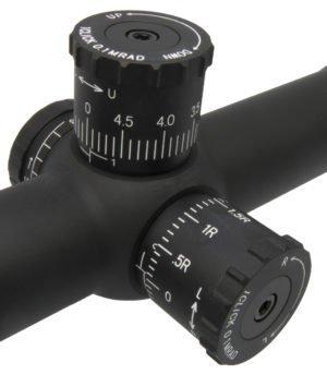 Sightron SIII SS 6-24X50 LR ZS MD/CM Riflescope Code 25167
