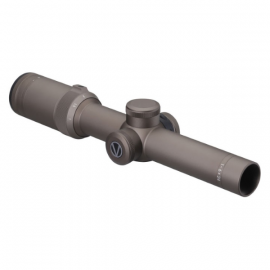 Vixen Tactical Riflescope 1-6x24mm 30mm Zero Plus red/green illuminated reticule Dark Earth Finish. MADE IN JAPAN Code VX82031