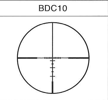 BDC10-reticle